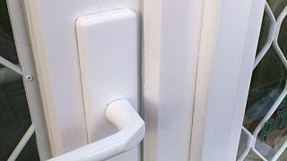 Opravy plastových dveří